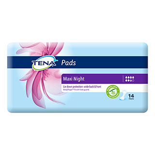 Image for Tena Pads for Day and Night - 14 Pack from DDS