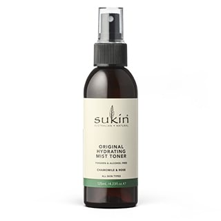 Image for Sukin Hydrating Mist Toner - 125mL from DDS