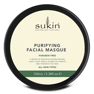 Image for Sukin Purifying Facial Masque - 100mL from DDS