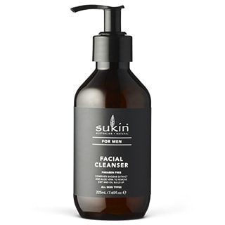 Image for Sukin Men's Facial Cleanser - 225mL from DDS