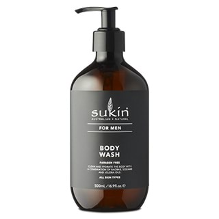 Image for Sukin Men's Body Wash - 500mL from DDS