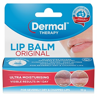 Image for Dermal Therapy Lip Balm - 10g from DDS