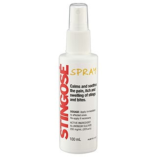 Image for Stingose Spray Hand Pump - 100mL from DDS