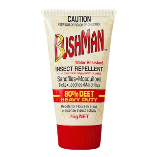 Image for Bushman Heavy Duty Repellent Gel - 75g from DDS