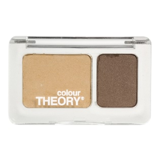 Image for Colour Theory Eye Shadow Duo - Chocco-Latte from DDS