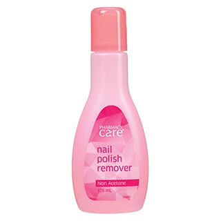 Image for Pharmacy Care Nail Polish Remover Non Acetone - 125mL from DDS