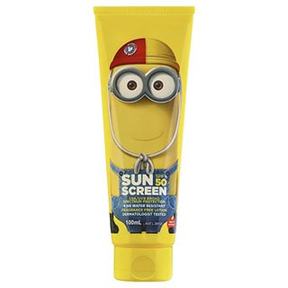 Image for Surf Life Saving Despicable Me Sunscreen SPF 50 Plus - 100mL from DDS