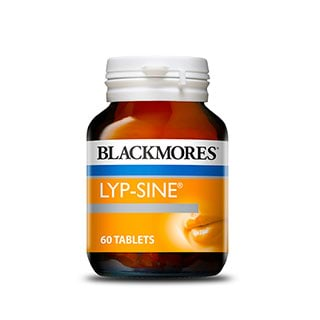 Image for Blackmores Lyp-Sine - 30 Tablets from DDS
