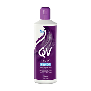 Image for Ego QV Flare Up Bath Oil - 500ml from DDS
