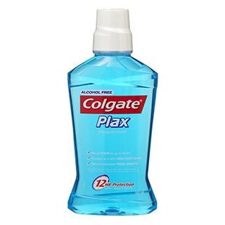 Image for Colgate Plax Peppermint Mouthwash - 500mL from DDS