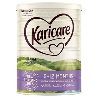 Image for Karicare + Follow-on Formula Stage 2 from 6 months from DDS