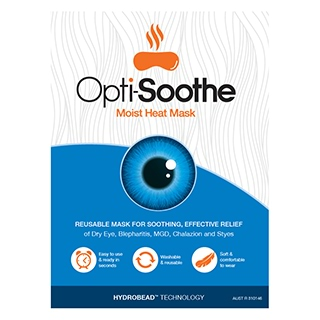 Image for Opti-Soothe Moist Heat Mask from DDS