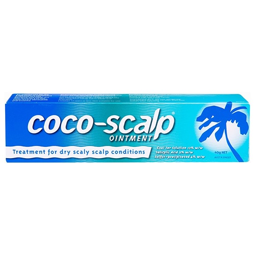 Image for Coco Scalp Ointment - 40g from DDS